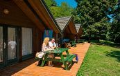 Angenehme, freundliche Bungalows in Tihany - Club Tihany Bungalows - Urlaub am Plattensee