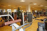 Fitness Raum in Hotel Aquaworld - Hotel Aquaworld Resort, Oriental Spa-,Wellness- und Fitnesszentrum Budapest