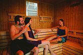 Finnische Sauna im Elixir Medical Wellness Hotel