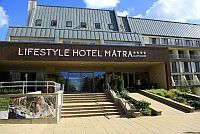 Lifestyle Hotel Matra, spezielle Wellnesspakete mit Halbpension